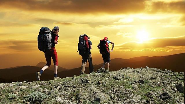 Blog Gb Studiekeuze: Studiekeuzejaar. Iets voor jou? Backpackers