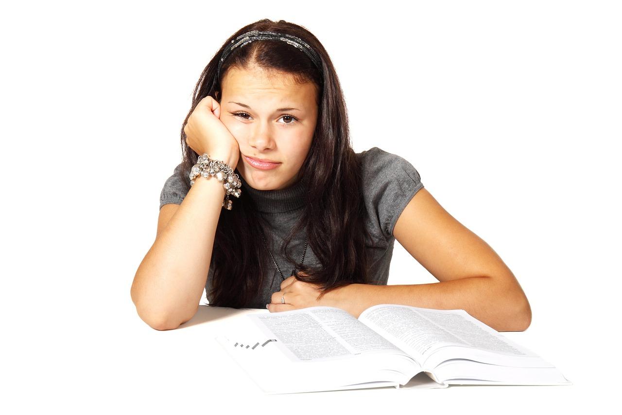 Als zestienjarige een studie kiezen, het is nogal wat.