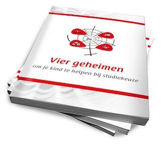 GB Studiekeuze omslag van het e-book 4 geheimen